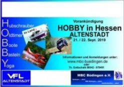 Hobby in Hessen